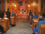 Senate in the Common Council Chamber