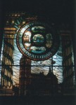 Stained glass window, Common Council Chamber.