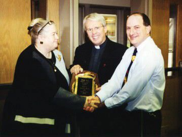 2000 Hintz Winner, Kathryn Flannery-Banks