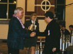 Bryan Walter, 3rd Place at NFL Nationals in Expository, 2003.