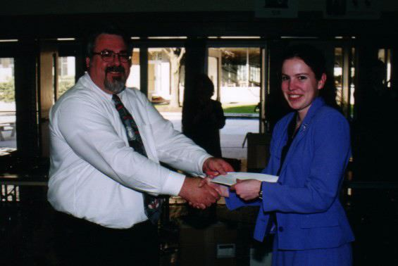 Kelley Marie Bender, , Scholarship Recipient